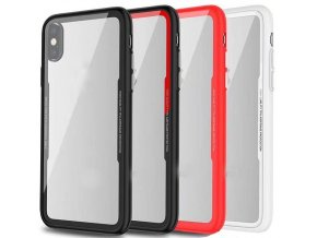 0.7mm 9h clear real tempered glass hard case for iphone xr xs max x 8 7 plus 6 se 5 5s huawei p20 lite pro soft tpu side dual hybrid cover