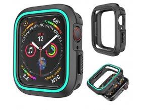 Kryt pro Apple Watch Rubber series SE/6/5/4 (44 mm)