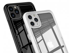 FLOVEME Tempered Glass Case For iPhone 11 X XR Luxury Transparent Case For iPhone 7 8.jpg q50