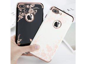 Floral paintings kryt pro Apple iPhone 6 Plus/6S Plus