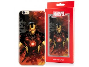 back case iron man 003