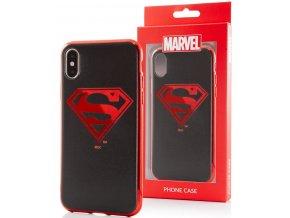 back case luxury chrome superman 004