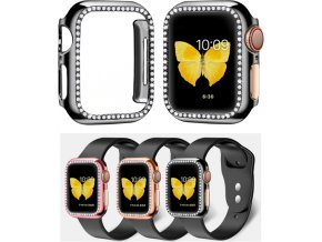 Glitter diamond kryt pro Apple Watch 3/2/1 (42 mm)