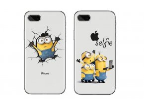 Mimoň Minions kryty pro Apple iPhone 7 Plus/8 Plus