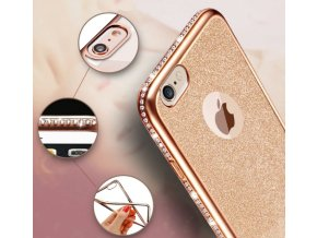 Diamond frame kryt pro Apple iPhone 6/6S