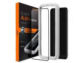 Spigen Tvrzené sklo ALM Glass FC pro iPhone X/XS/11 Pro