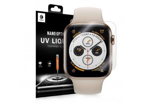 MOCOLO UV GLASS APPLE WATCH 4 (40MM) CLEAR