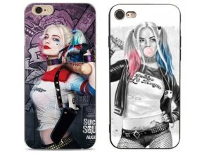 Kryt Harley Quinn marvel suicide squad pro Apple iPhone 5/5S/SE