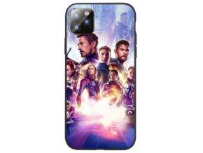 Avengers Light kryt pro Apple iPhone 6/6S