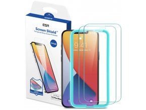 Tvrzené sklo ESR Screen shield 2-pack pro iPhone 12 Mini