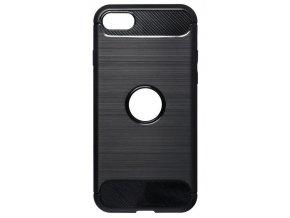 Carbon fiber zadní kryt pro Apple iPhone SE (2020)