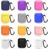 Ochranné pouzdro na Apple Airpods silikonové hladké