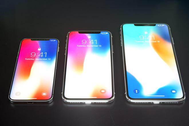 iPhone X druhé generace?