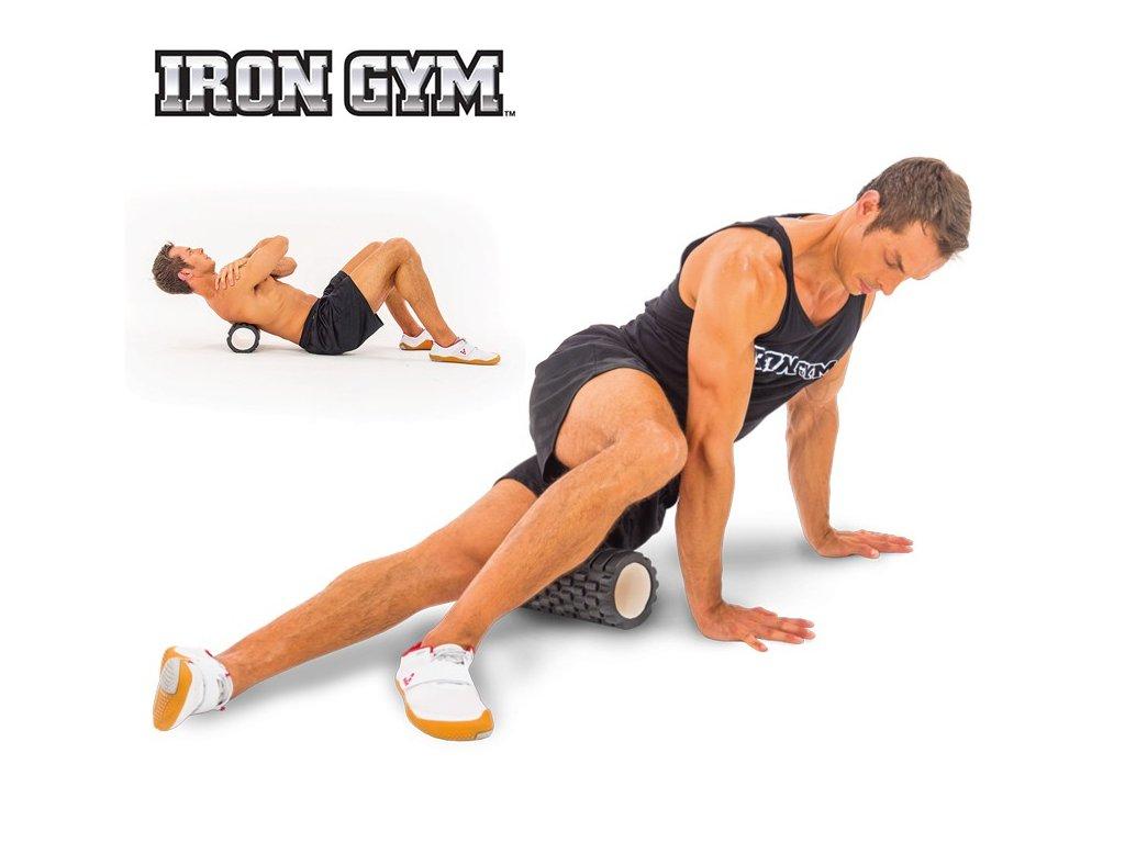 Iron Gym Trigger Point Roller afbeelding LR.jpg