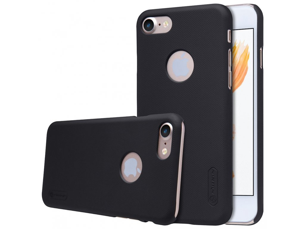Nillkin Super Frosted Shield case cover for iPhone 7 black