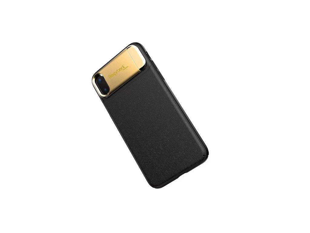 Ochranný kryt - Vogue - pro iPhone X / XS - Černý