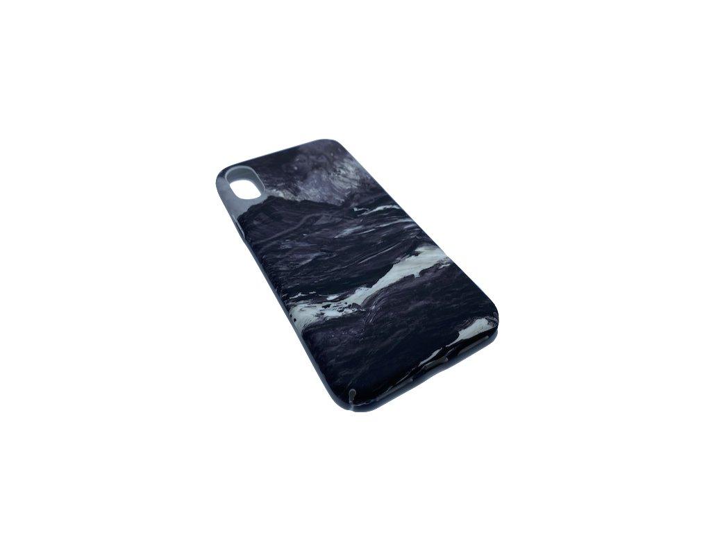 Ochranný kryt - pro iPhone Xr - Šedý