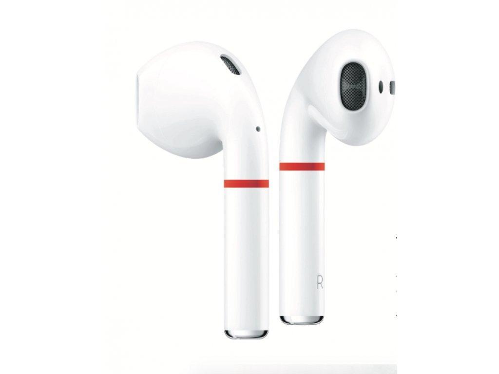 Bezdrátová sluchátka - Microdia - Earoaudio - Červená