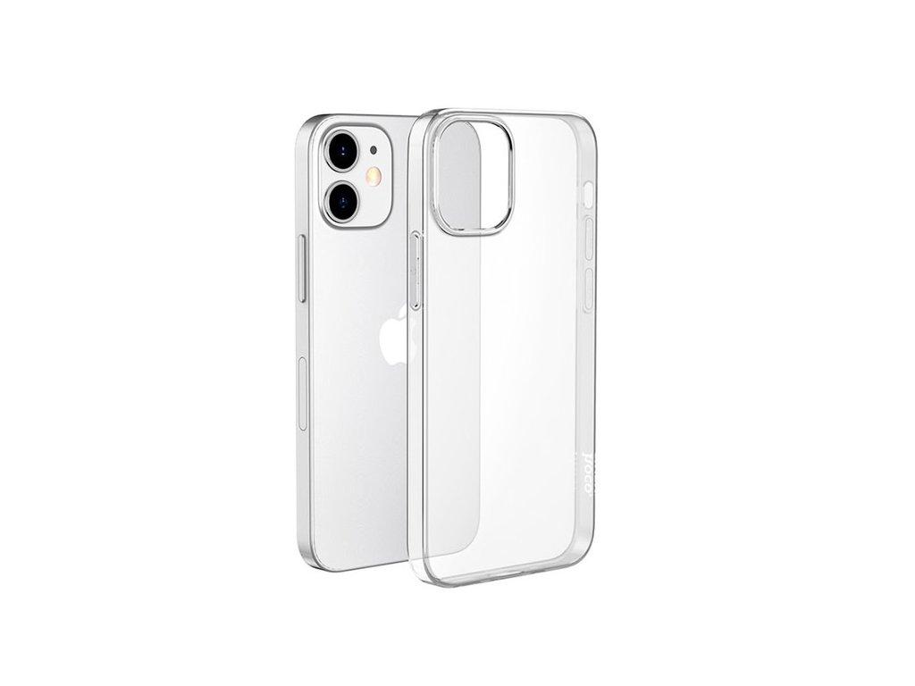 Tenký kryt - pro iPhone 12/12Pro - Průhledný