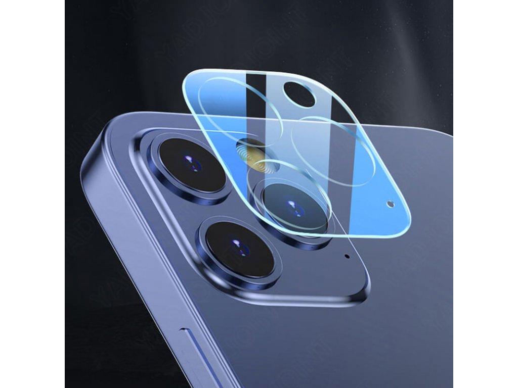 Ochranné sklíčko na zadní kameru iPhone 12 Pro Max (Průhledné)