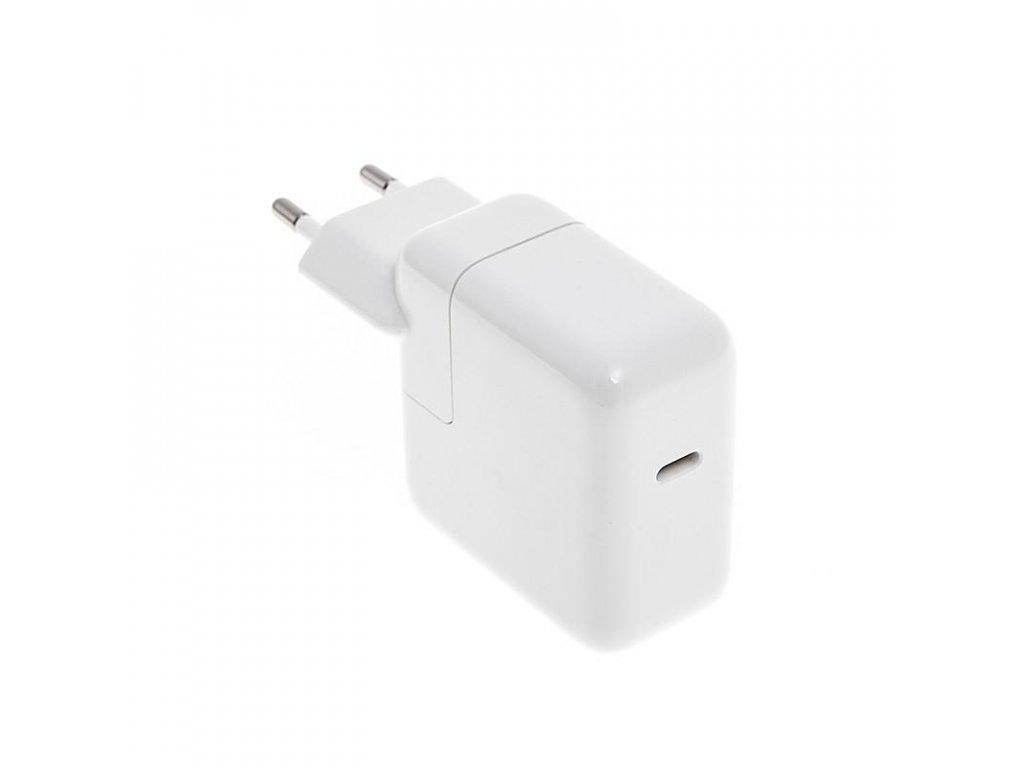29w usb c eu napajeci adapter nabijecka a1540 pro apple macbook 12 retina kvalita a 2