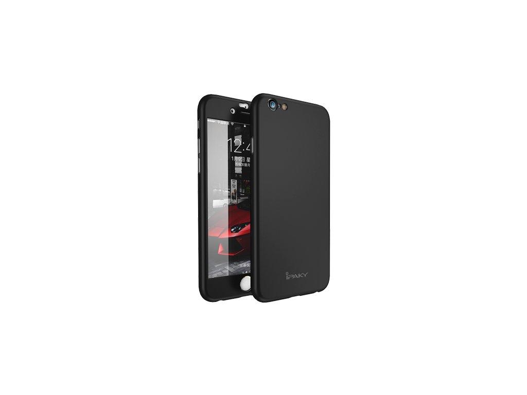 Obal iPaky iPhone 6S - 360 Classic Černý - iPhonelab 134244a8fad