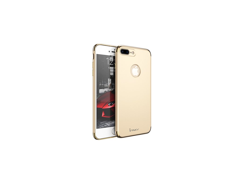 iPhone 7 Plus Design PC Case Gold