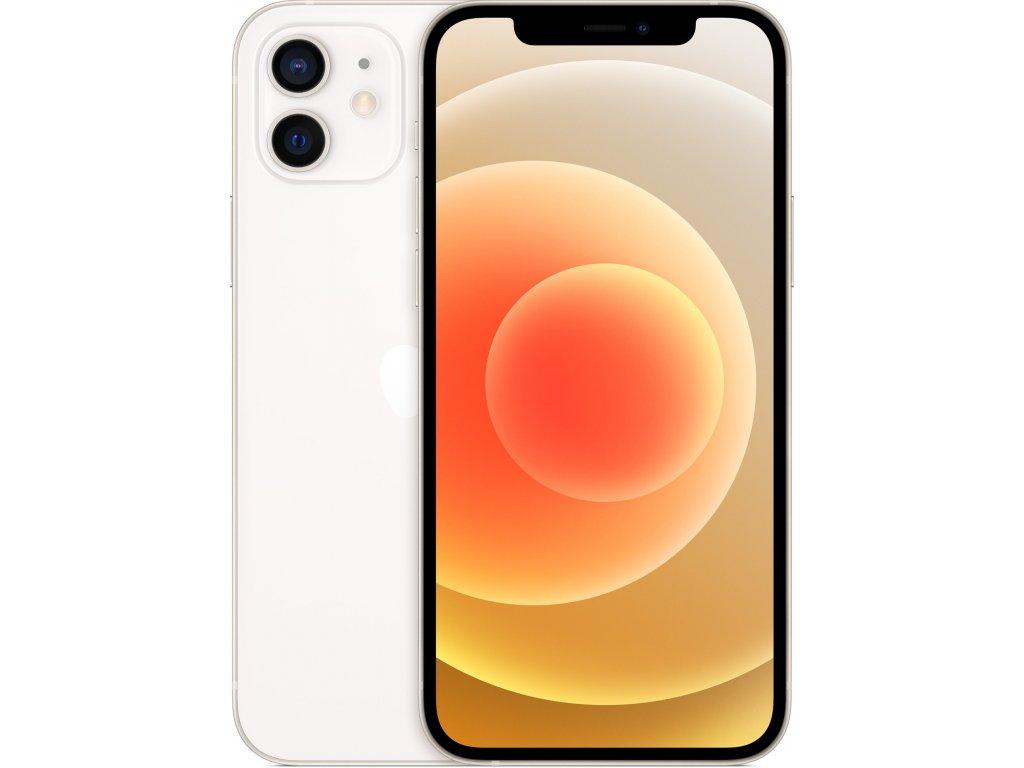 iPhone 12 64GB WHITE  Bezdrátová nabíječka ZDARMA