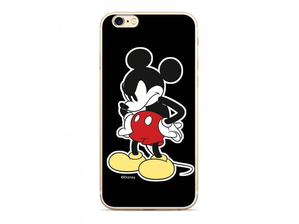 etui nadruk disney mickey 011 iphone 5 5s se czarny
