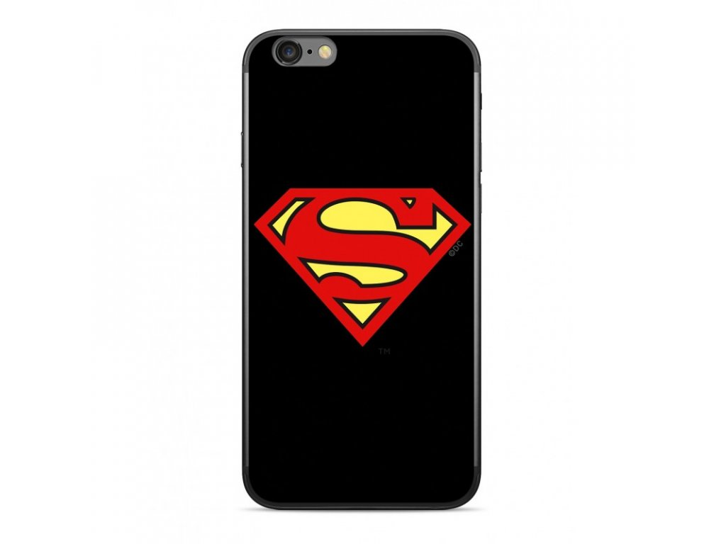 etui nadruk dc superman 002 iphone xs czarny