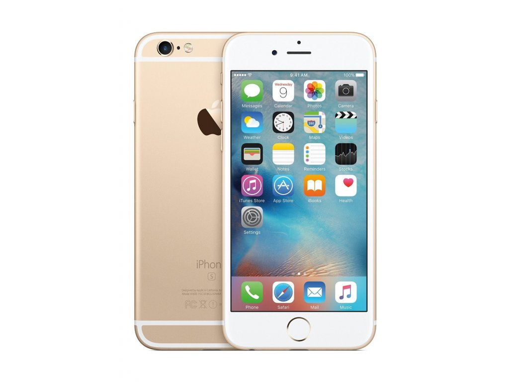 iPhone 6S 64GB Gold  Nový a zánovní