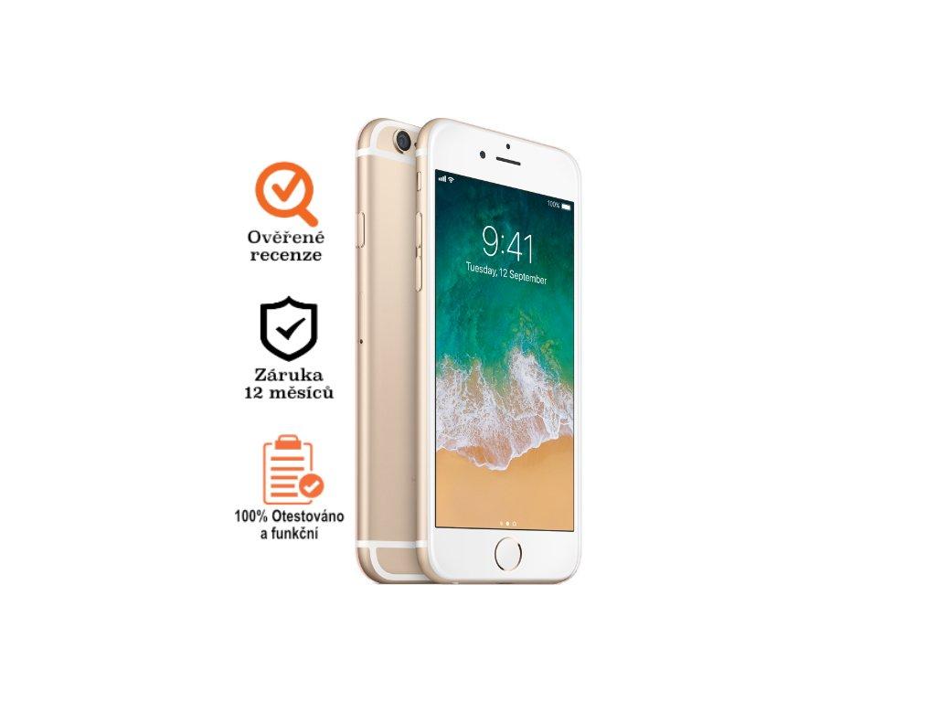 iPhone 6s gold header