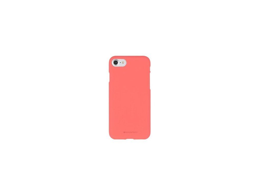 obal soft feeling pro iPhone XR - PINK
