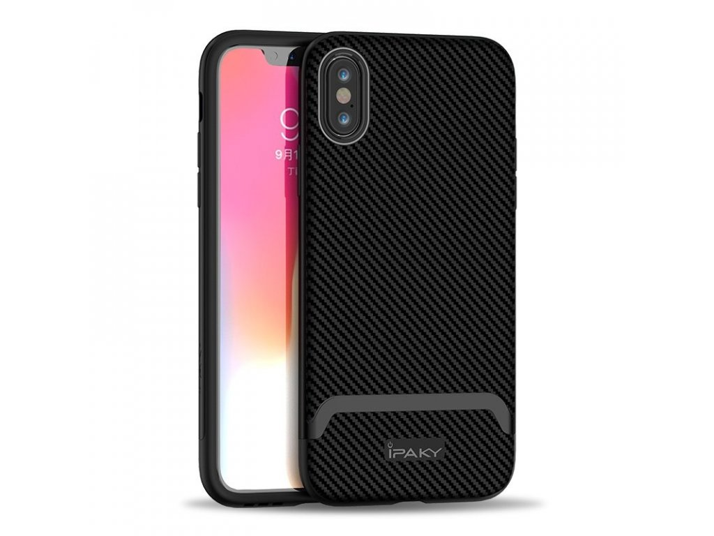 Kryt na iphone X/XS Bumblebee Series - GREY