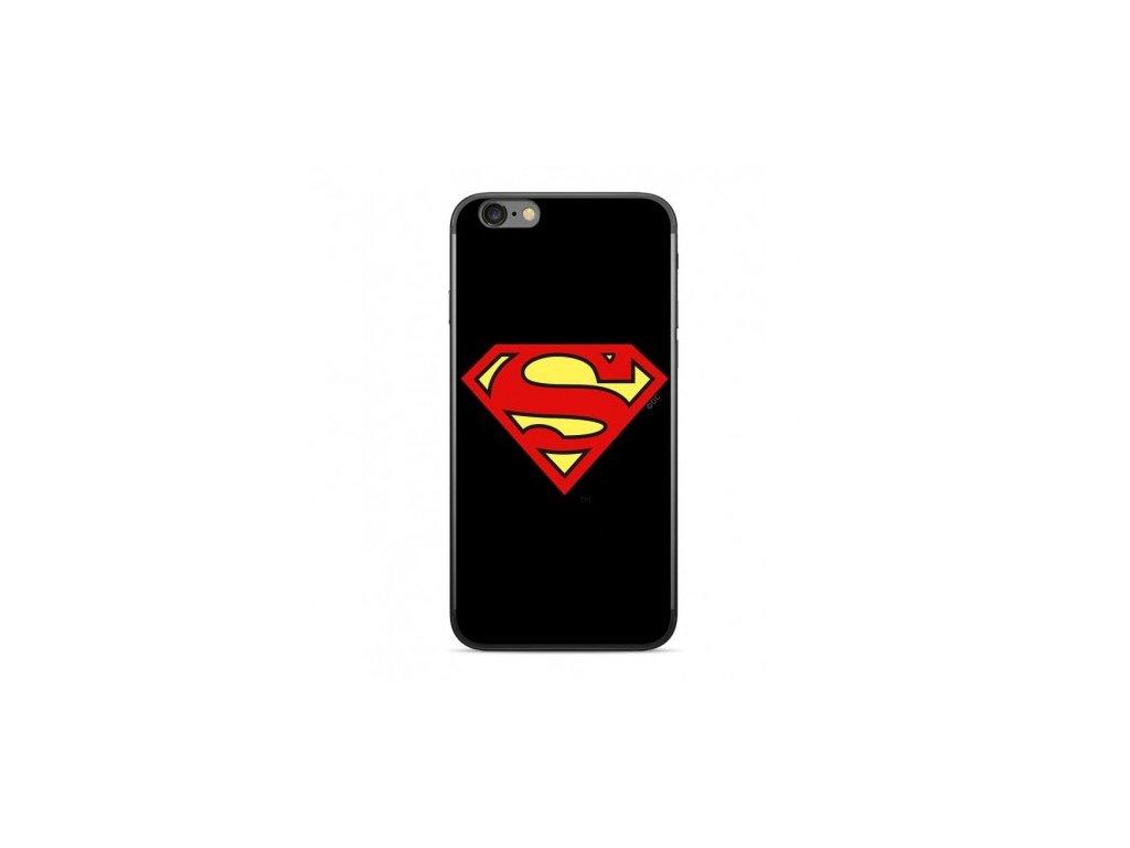 etui nadruk dc superman 002 iphone xr czarny