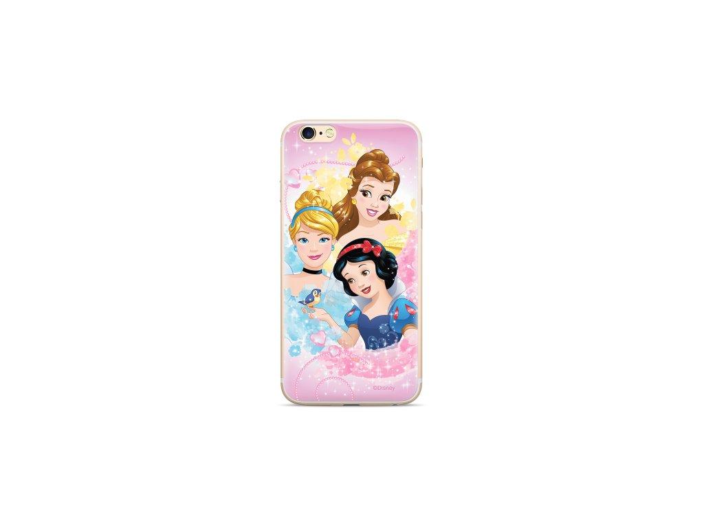 case overprint princess 005 iphone 7 8 pink