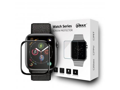 vMax - Ochranné sklíčko pro Apple Watch 40mm