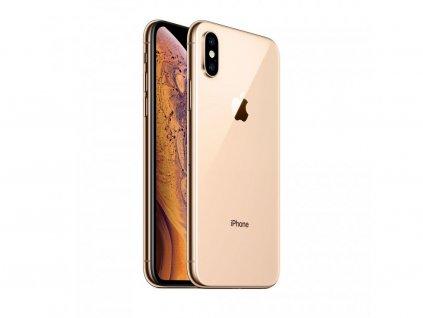 iPhone Xs - 64GB - Gold  Bezdrátová nabíječka ZDARMA