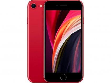 iPhone SE (2020) 128GB RED  Rozbalený