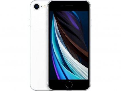 iPhone SE (2020) 128GB White  Bezdrátová nabíječka ZDARMA