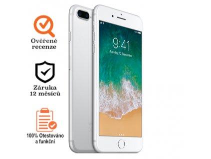 iPhone 7 Plus silver header