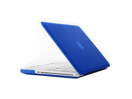 tvrzeny ochranny plastovy obal kryt pro apple macbook pro 133 model a1278 modry