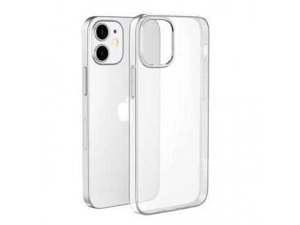 Tenký kryt - pro iPhone 12 - Průhledný