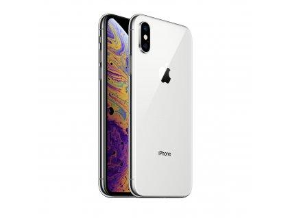 refurb iphone xs silver 2