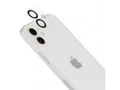 Ochranné sklíčko na zadní kameru iPhone 12 Mini (Průhledné)