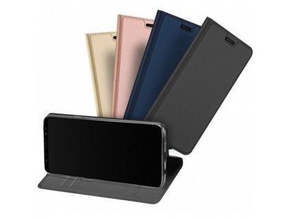 Flipové pouzdro - Dux Ducis - pro iPhone  XS MAX - Různé barvy