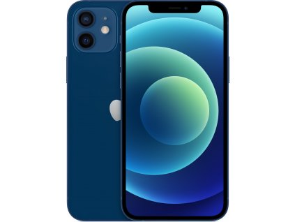 iPhone 12 128GB BLUE  Bezdrátová nabíječka ZDARMA
