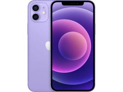 iPhone 12 64GB PURPLE  Bezdrátová nabíječka ZDARMA