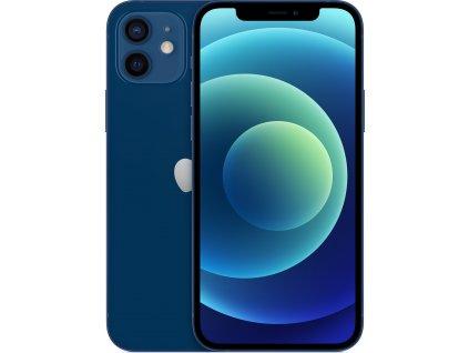 iPhone 12 64GB BLUE  Bezdrátová nabíječka ZDARMA