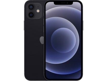 iPhone 12 64GB BLACK  Bezdrátová nabíječka ZDARMA